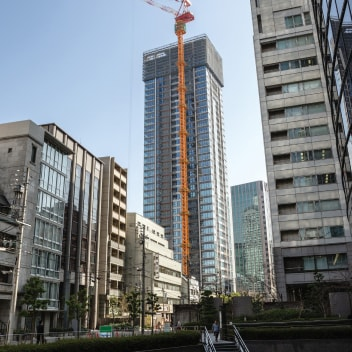 Dojima The Residence Mark Tower (Osaka City)3